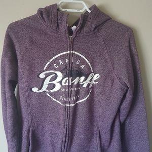 Banff small hoodie